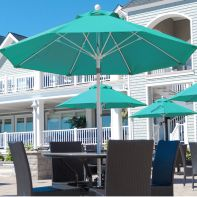 9' Monterey Premium WIND PROOF Commercial Market Umbrella